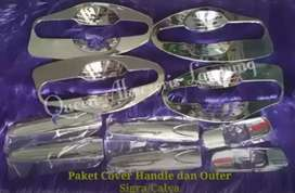 Cover handle outer sigra calya