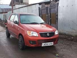 Alto K10 vxi baramulla registered with fresh alloy wheels. 7oo6349o15