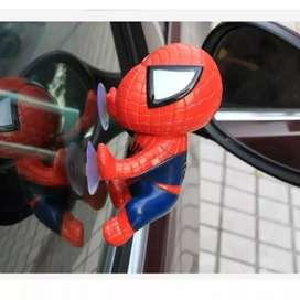 Spiderman Cop Kaca