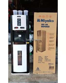 Dispenser Galon Bawah Air Panas Dingin Hot Cool Miyako Murah Baru Awet