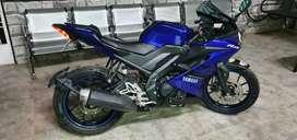 I want to sell my yamaha R15 v3