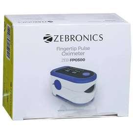 Zebronics Pulse Oximeter
