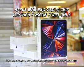 Ipad Pro 12.9' 2021 M1 Chip 256GB WiFi(BNIB) -COD/Tt/Kredit