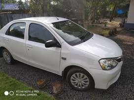 Toyota Etios 2015 Diesel Well Maintained