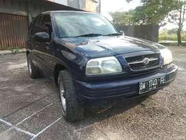 Suzuki Escudo 4x4 th 2005 1.6 bensin