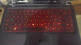 Laptop Keyboard with back light