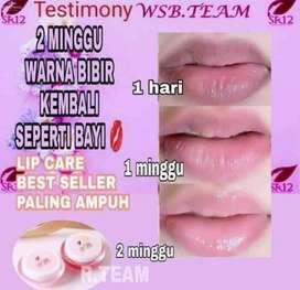 Lip care sr12/pencerah warna bibir