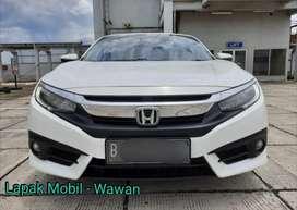 Honda All New Civic 1.5 ES Prestige Matic 2016 Km 49rb Pajak 1 Tahun