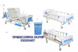 Patient Bed & Hospital Beds furniture single Crank Operat Bed new