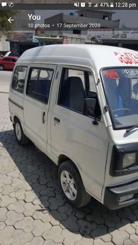 Bolan carry daba .2011 model.lahore number