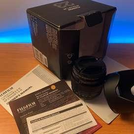 Fujinon XF 23mm f1.4