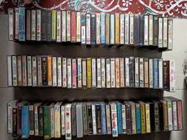 Audio cassette: 500 pieces : 8 rupees per piece