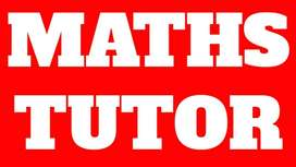 HOME TUTOR FOR MATHS ( WORKING ALREADY IN REPUTED SCHOOL OF DELHI)