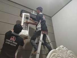 Service AC - Kulkas - Mesin cuci & TV