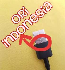 Kabel Data Samsung Type C Made In INDONESIA UKIRAN ORIGINAL