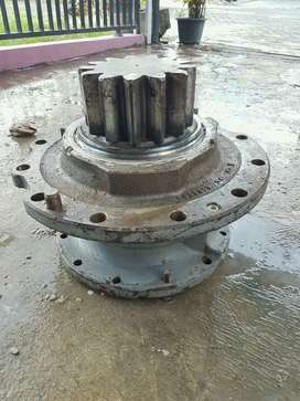 swing motor gearbox reduction hitachi zx210