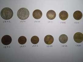 Vantage silver coin