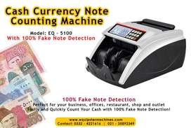 cash currency note counting machines with fake detection