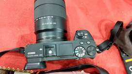 Sony a 6500 4 k brand new candtion with bag