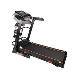 Langsung Kirim//Motorized Treadmill 4 Fungsi Manualincline(Bisa COD)