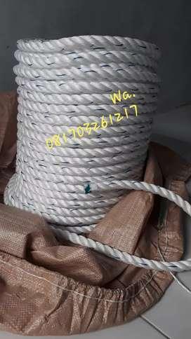 Jual tali tambang ukrn 18mm