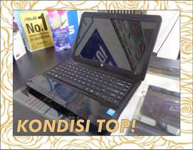 Laptop HP 1000 Intel 1000M Haswell 1,8Ghz - KONDISI TOP !