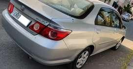 Honda City ZX 2006 Petrol Well Maintained Chandigarh no.