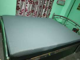 Want to sell my steel furnished Queen size bed