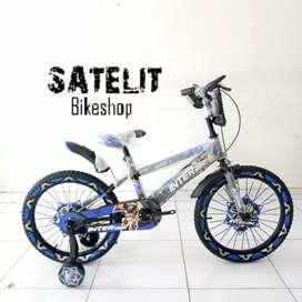 Sepeda Anak BMX Interbike Ukuran 18