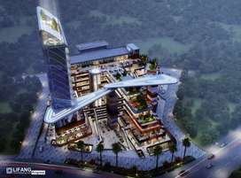 Shops and showroom available in Asia's largest mall