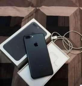I Phone 7 plus matt - 128 GB