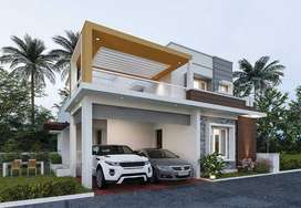 2BHK Independent villas for sale at Edyarpalayam road.