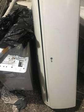 AC LG 260 watt harga plus pasang dengan material baru grs 6 bulan