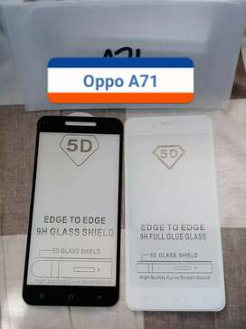 Tempered Full 9D Oppo A71