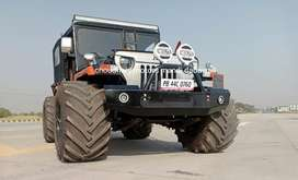 Hunter 4*4 AC Jeep