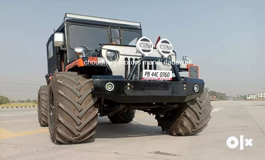 Hunter 4*4 AC Jeep 0
