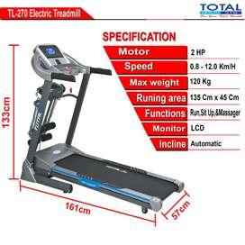 Treadmill elektrik gf 270
