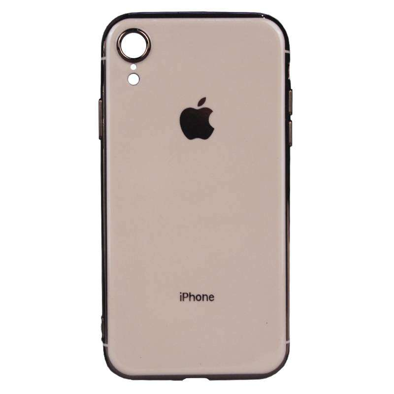 Super Slim Logo Case iPhone XR 0