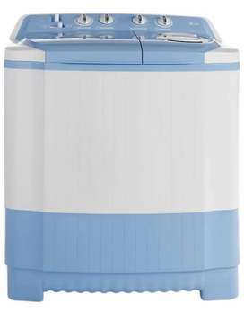 LG P7556N3F Semi-Automatic 6.5 kg Washer Dryer (Ink Blue)