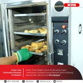 Oven gas convection spesialis untuk usaha kue kering premium Salatiga