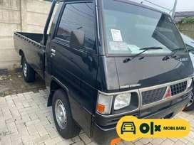 [Mobil Baru] Promo DP 15Jt bawa Pulang Mitsubishi Pick Up L300 2021