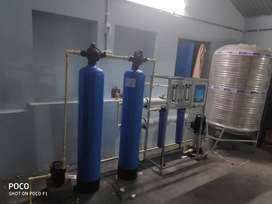 Branded ro water plants and chillers