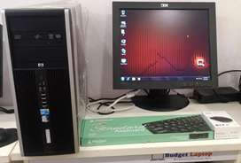 Amazing offer HP Compaq 8000 Elite  Core 2 duo cpu 2Gb Ram 250 GB HDD