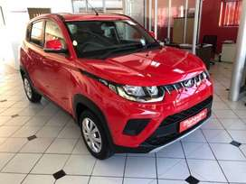 Brand new car mahindra KUV100 inlowest downpayment