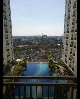 Dijual Cinere Resort Apartment Studio, Pool View, NEGO SAMPE JADI