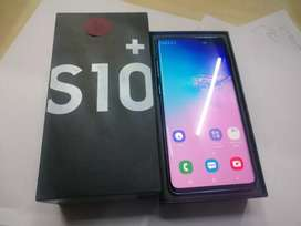 Samsung S10 plus brand new condition 128gb