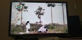 Jual cepet Edisi pindahan TV cocoa 24 inch like new mulus