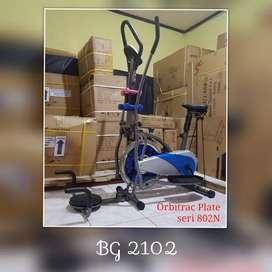 Sepeda Statis Orbitrack Bike 5 in 1 // Huerio YT 1404