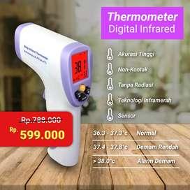 Asli Baru Berkualitas Thermogun Thermo Gun Infrared