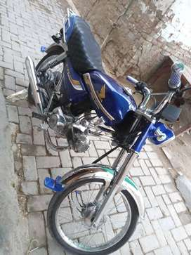 hi speed 2010 model modifi full bike